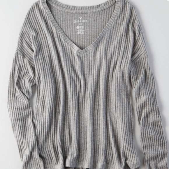 c0ed176ea2 American Eagle Outfitters Tops - AE Soft   Sexy Plush long sleeve